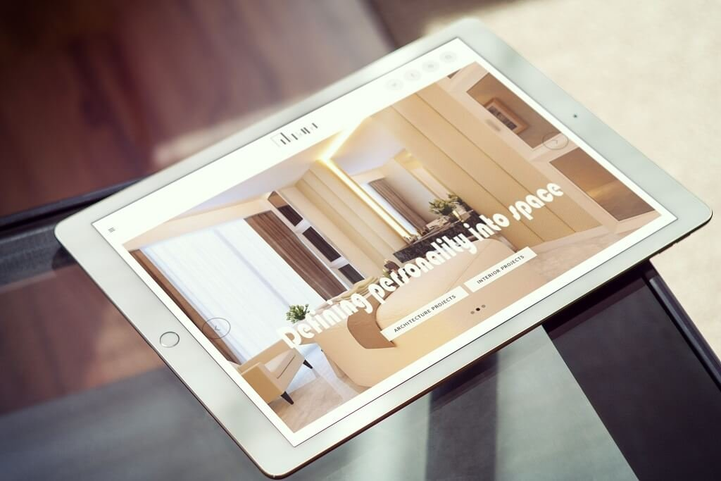 jasa bikin website interior design 1