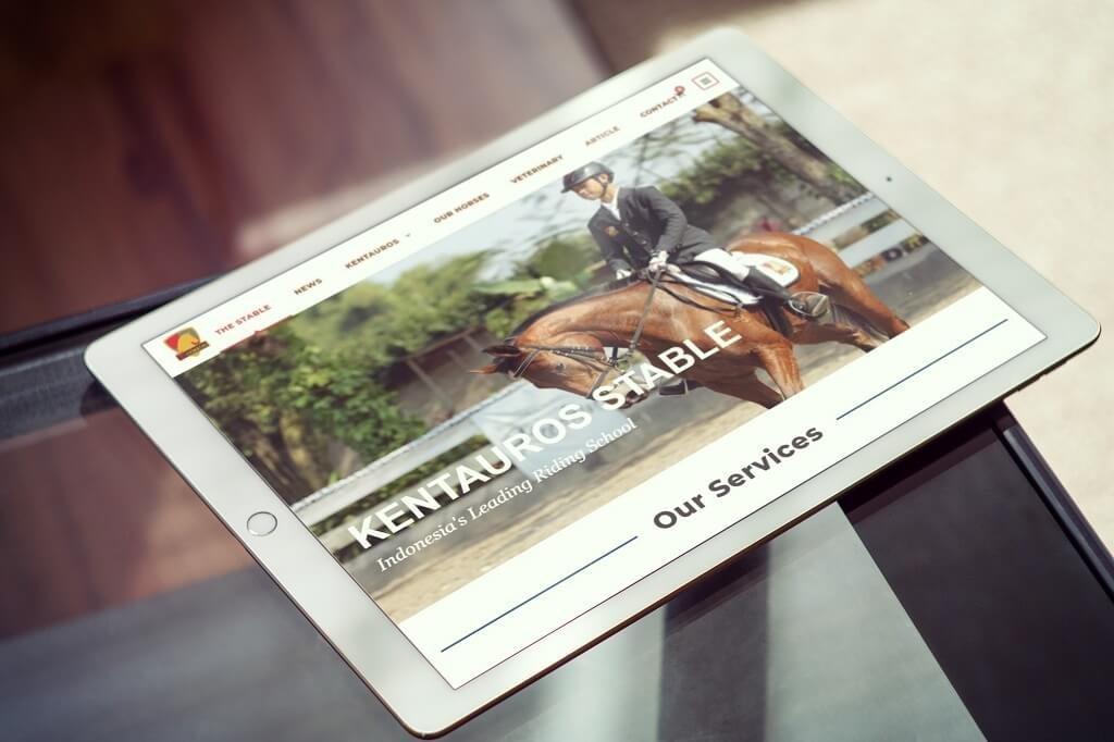 Jasa Pembuatan Website Sekolah Berkuda