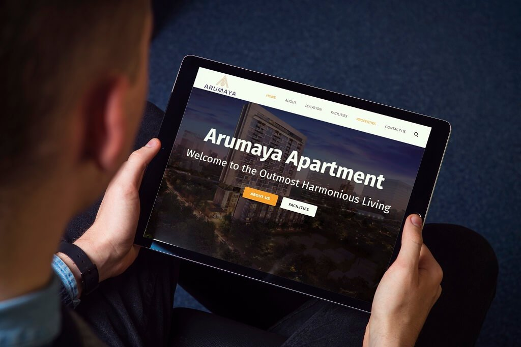 Jasa Pembuatan Website Penjualan Apartment