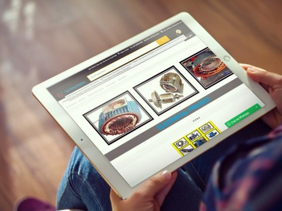 jasa bikin web toko online industri pabrik