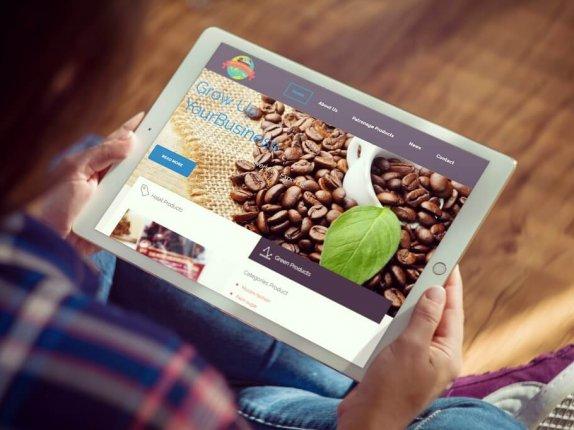 jasa pembuatan web trading