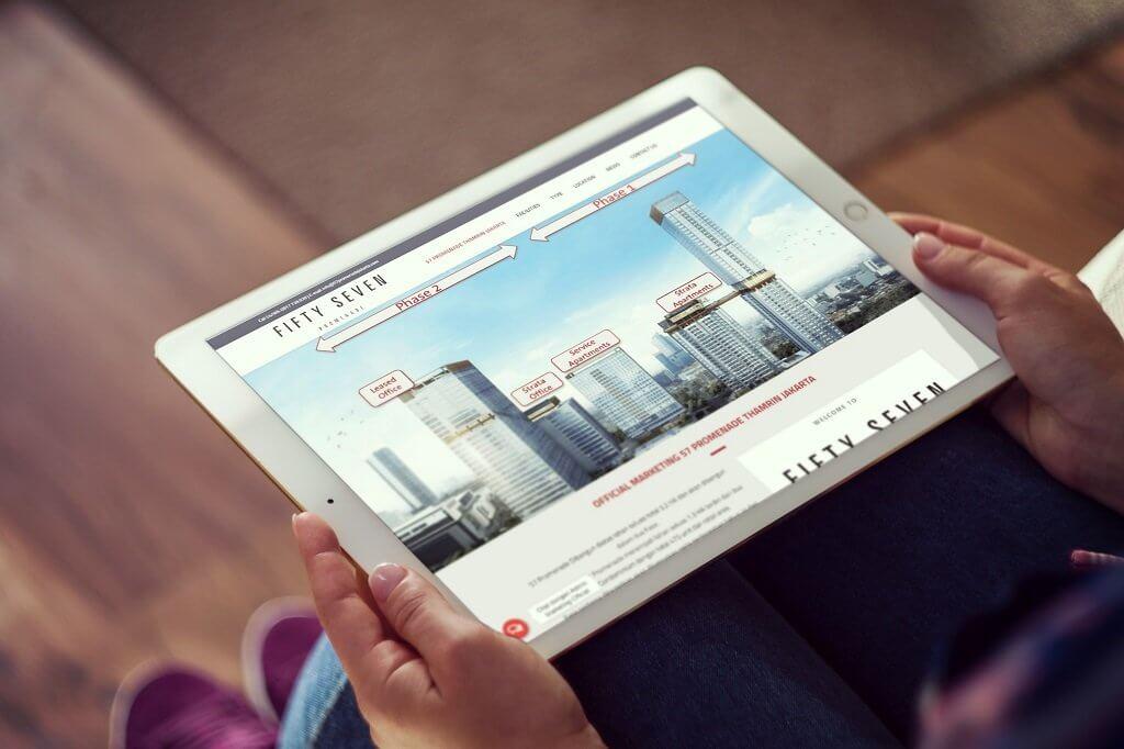 jasa pembuatan website marketing apartment