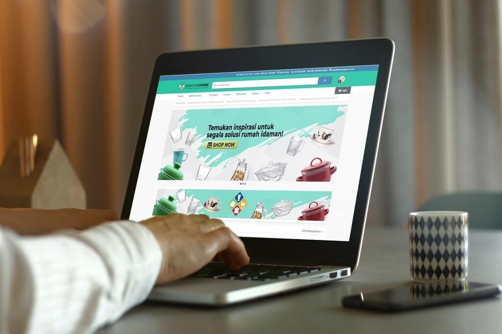 Jasa Pembuatan Website Toko Online Barang Pecah Belah