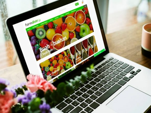 jasa pembuatan website jual sayur online (3)