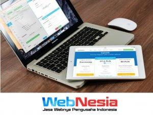 Jasa Pembuatan Website Terbaik dan Terpercaya di Menteng | WebNesia