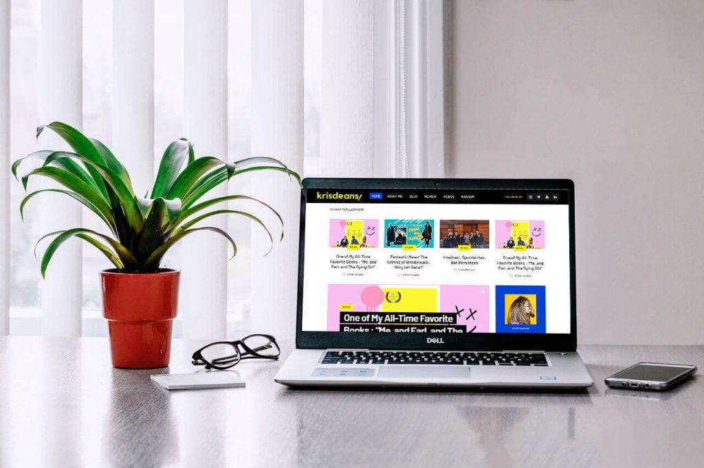 Jasa Pembuatan Website Personal Blog
