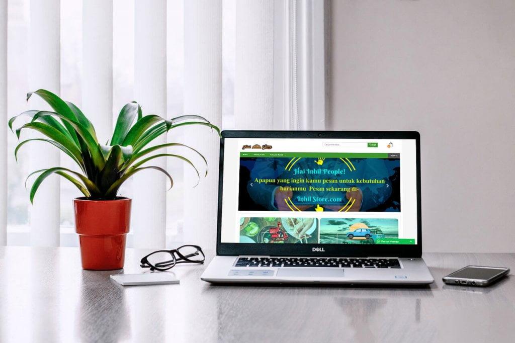 Jasa Pembuatan Website Toko Online Jual Barang Lokal