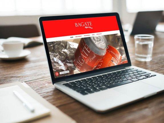 Jasa Pembuatan Website Soft Drink Karbonasi