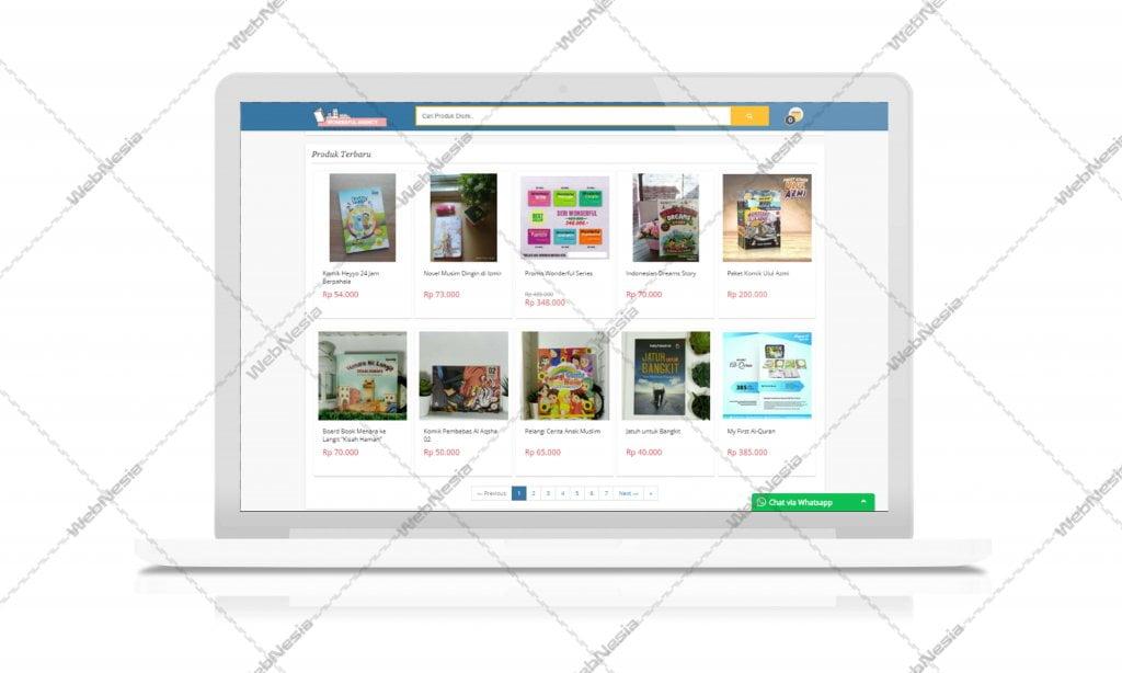 Jasa Website Toko Online
