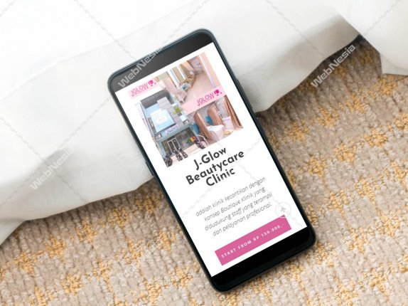 Jasa Pembuatan Website Klinik Kecantikan
