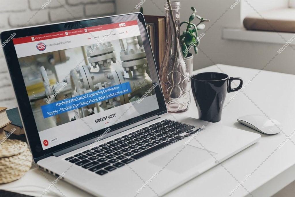 Jasa Website Supplier