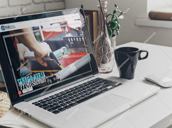Jasa Pembuatan Website Sablon Kaos