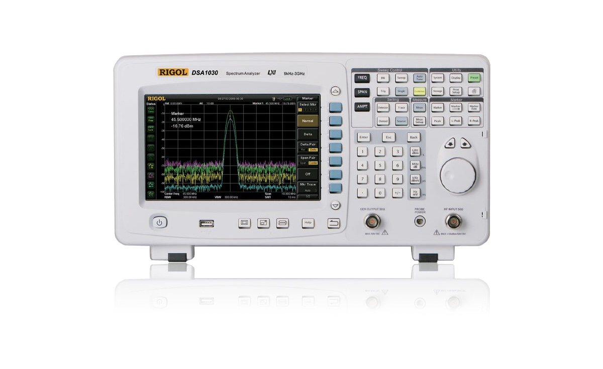 Jasa Pembuatan Website Spectrum Analyzer