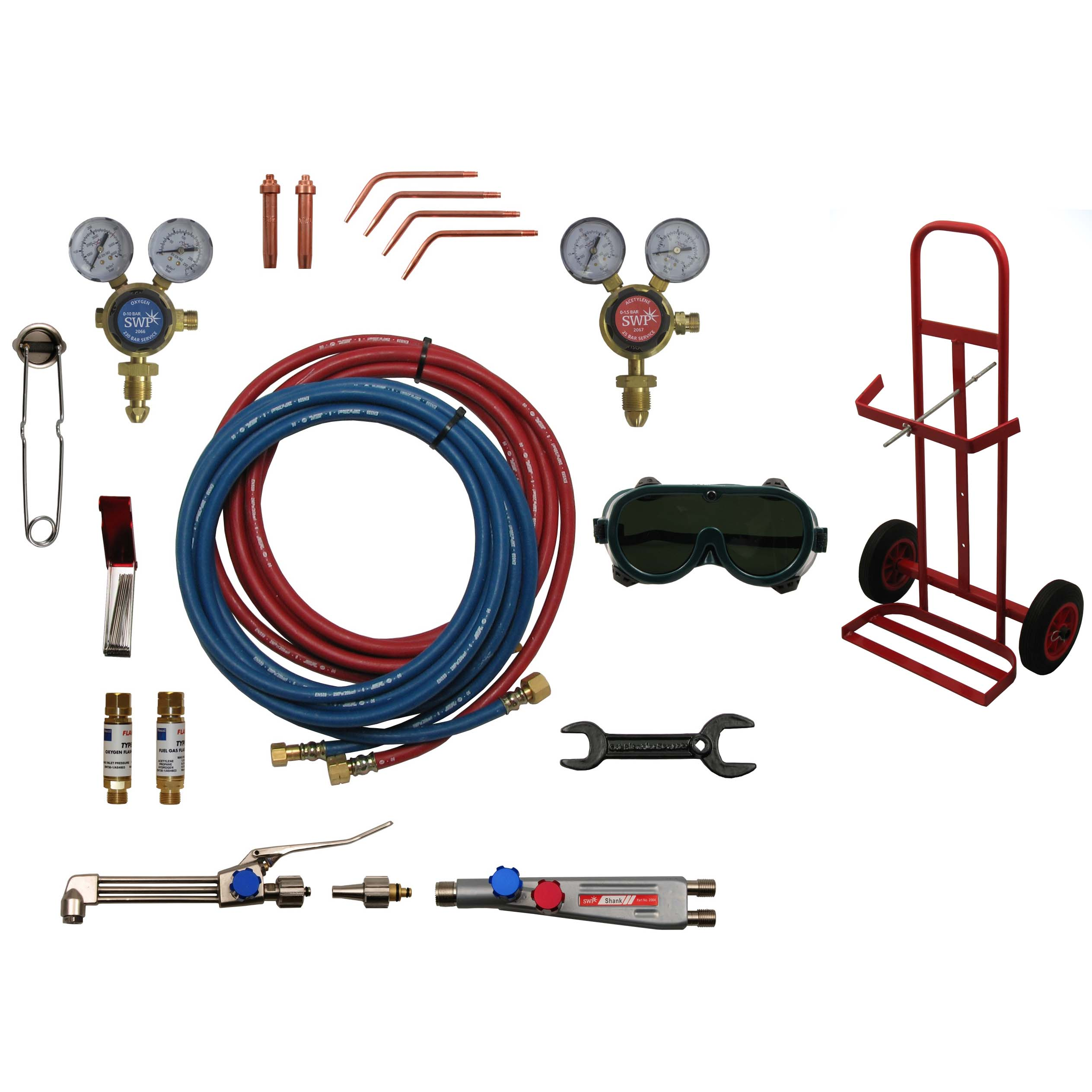 Jasa Pembuatan Website Welding and Cutting Equipment