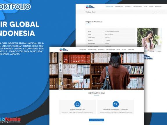 Jasa Pembuatan Website Company Profile Yayasan