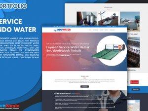 Jasa Pembuatan Website Service Pemanas Air