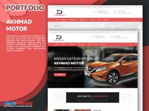 Jasa Pembuatan Website Bengkel Mobil