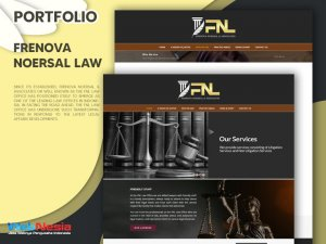 Jasa Pembuatan Website Lawyer