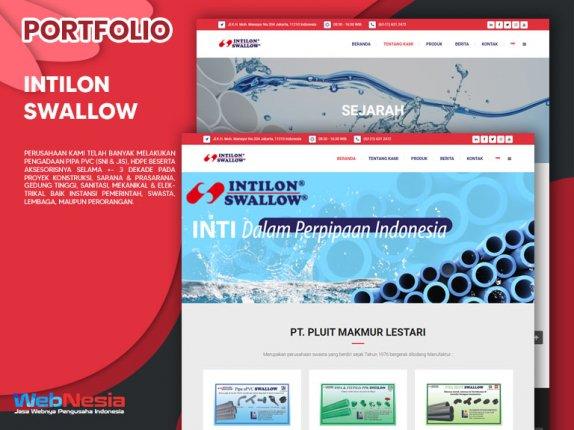 Jasa Pembuatan Website Pipa PVC