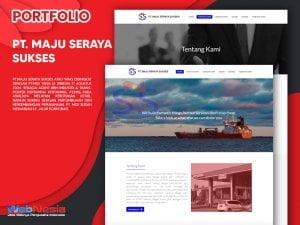 Jasa Pembuatan Website Industri BBM
