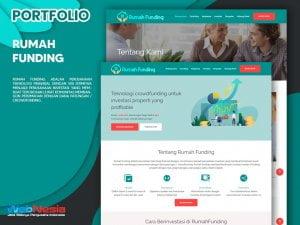Jasa Pembuatan Website Funding