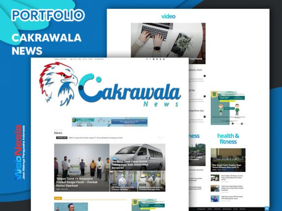 Jasa Pembuatan Website Portal Berita