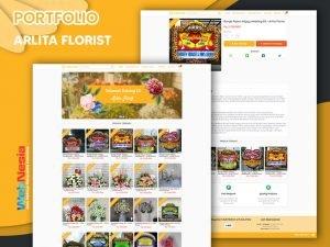 Jasa Website Toko Bunga
