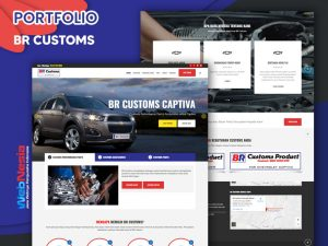 Jasa Website Custom Mobil Chevrolet