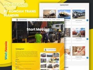 Jasa Website Company Profile Rental