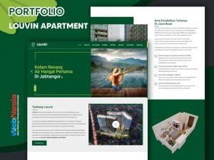 Jasa Pembuatan Website Apartment