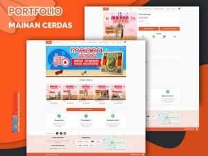 Jasa Website Toko Online Mainan