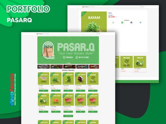 Jasa Website Toko Online Whatsapp