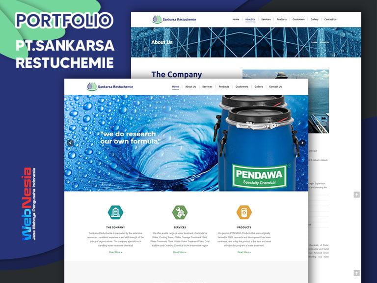 Jasa Website Profile Business