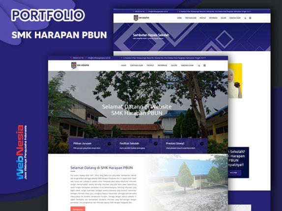 Jasa Website Profile Sekolah