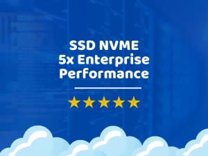 Cloud Hosting SSD NvME