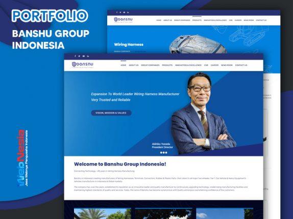 Jasa Website Profil Perusahaan