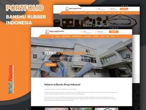 Jasa Website Perusahaan Karet
