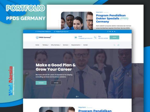 Jasa Website Dokter Spesialis