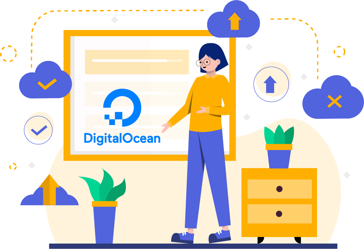 Cloud Hosting DigitalOcean