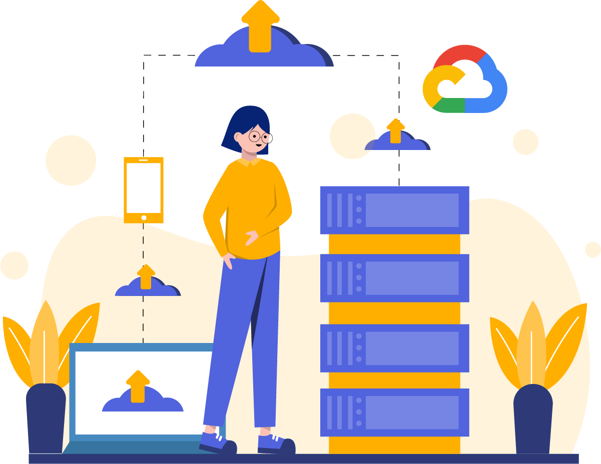 Cloud Hosting Google Cloud Platform