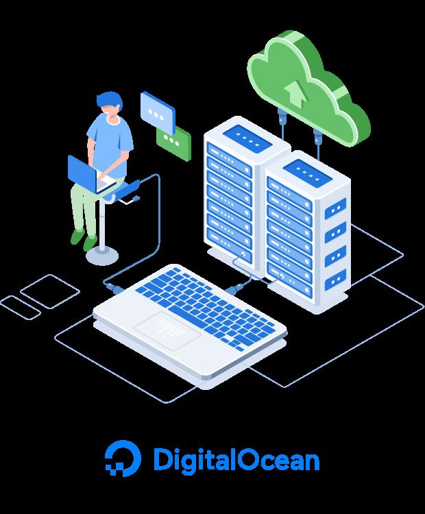 Fully Managed VPS DigitalOcean