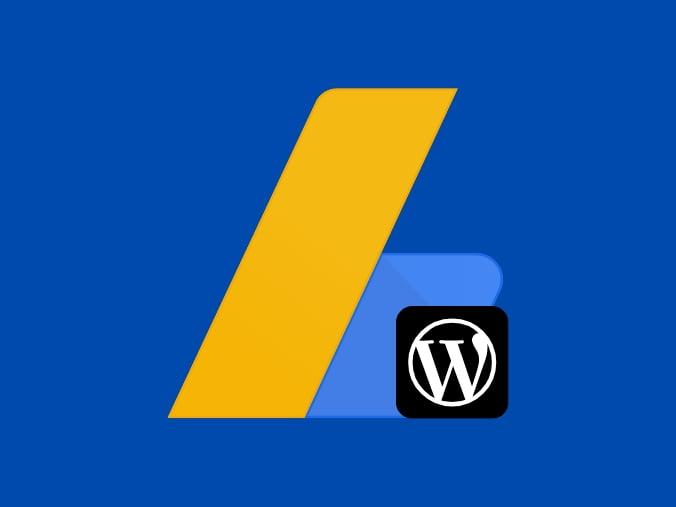 menambahkan adsense ke wordpress