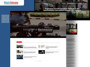 Website Organisasi Jurnalis