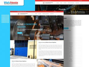 Website Profile Perusahaan