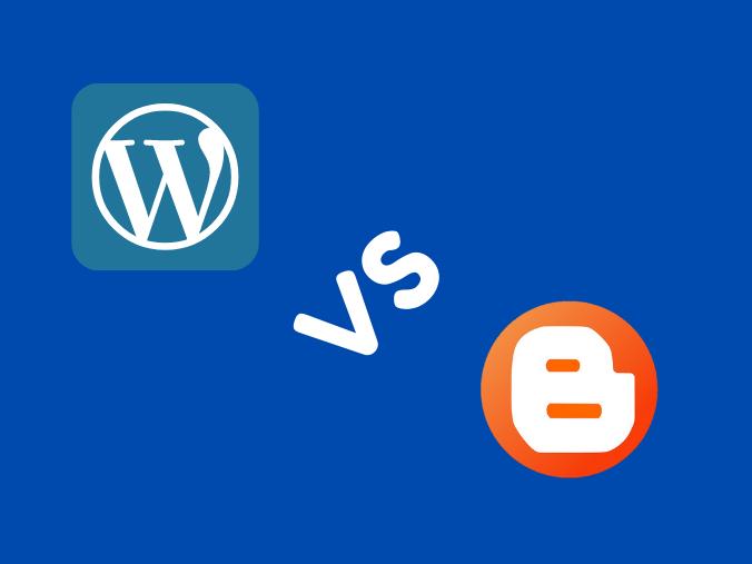 Perbandingan WordPress dan Blogspot