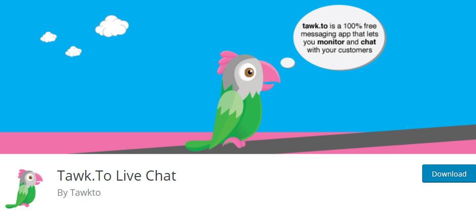 Plugin Live Chat WordPress Gratis
