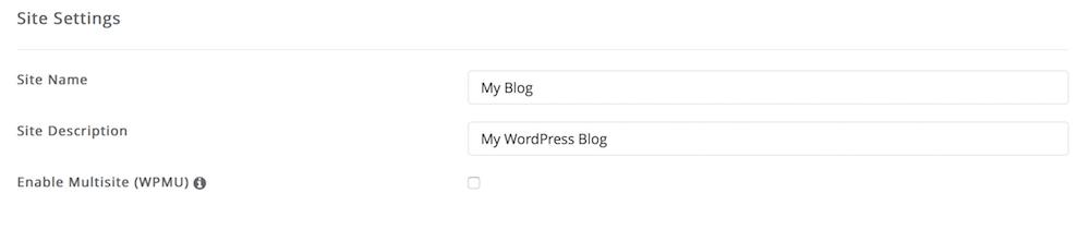 cara menginstall wordpress di cpanel