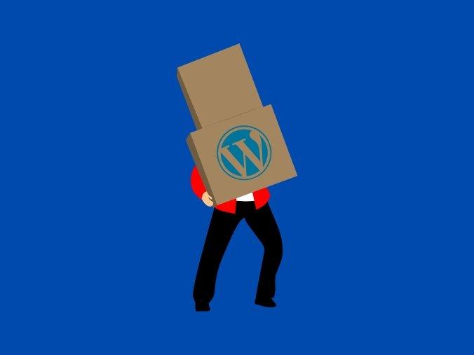 cara memindahkan wordpress ke hosting baru