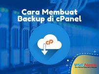 Cara Membuat Backup di cPanel